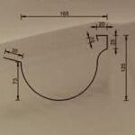 grondaia-modello-B17-sagomata-profilsinni